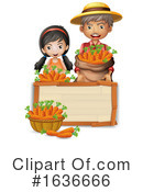 Farmer Clipart #1636666 by Graphics RF