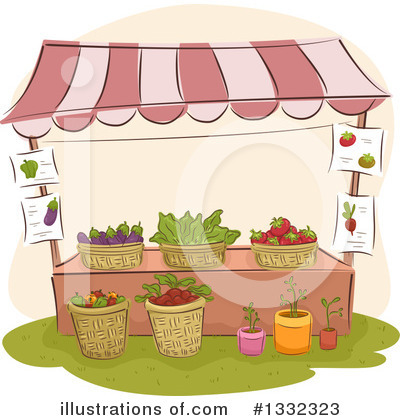 Horticulture Clipart #1332323 by BNP Design Studio