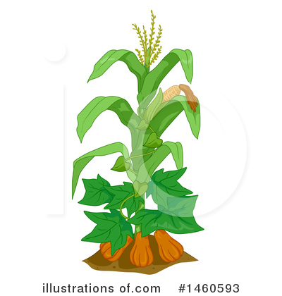 Gardening Clipart #1460593 by BNP Design Studio