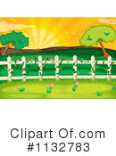Royalty-Free (RF) Farmland Clipart Illustration #1132783