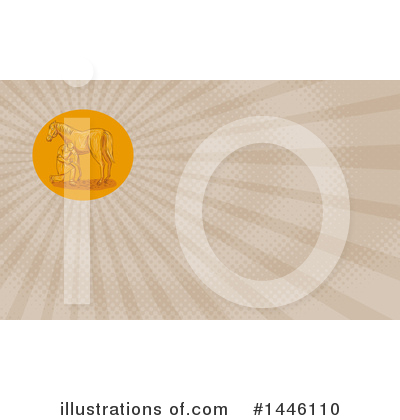 Business Card Design Clipart #1446110 by patrimonio
