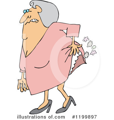 Old Woman Clipart #1199897 by djart