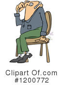 Farting Clipart #1200772 by djart