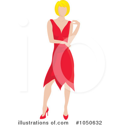 Fashion Clipart #1050632 by Pams Clipart