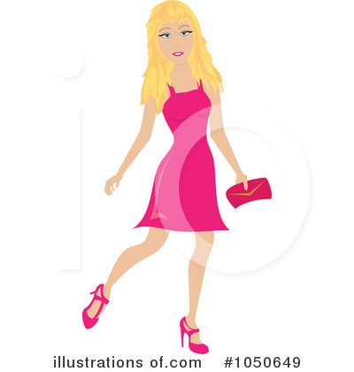 Fashion Clipart #1050649 by Pams Clipart