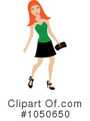 Fashion Clipart #1050650 by Pams Clipart