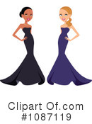 Royalty-Free (RF) Fashion Clipart Illustration #1087119