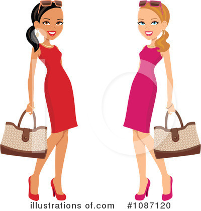Purse Clipart #1087120 by Monica