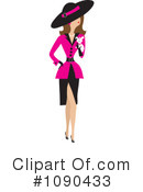 Fashion Clipart #1090433 by Maria Bell