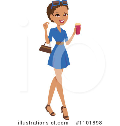 Fashion Clipart #1101898 by Monica
