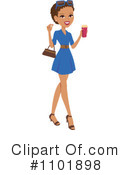 Royalty-Free (RF) Fashion Clipart Illustration #1101898