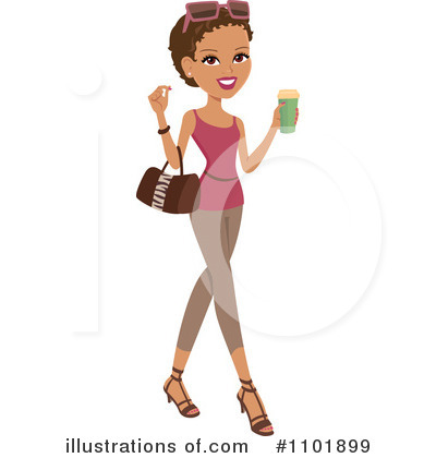 Fashion Clipart #1101899 by Monica