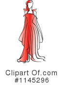 Royalty-Free (RF) Fashion Clipart Illustration #1145296