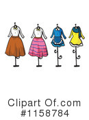 Fashion Clipart #1158784 by Graphics RF