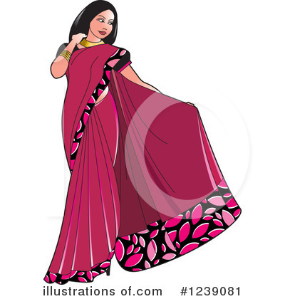 Fashion Clipart #1239081 by Lal Perera