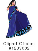 Fashion Clipart #1239082 by Lal Perera
