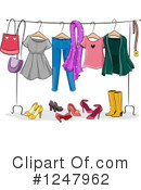 Fashion Clipart #1247962