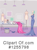 Fashion Clipart #1255798 by BNP Design Studio