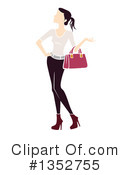 Fashion Clipart #1352755 by BNP Design Studio