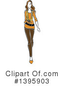 Fashion Clipart #1395903