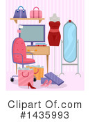 Fashion Clipart #1435993 by BNP Design Studio