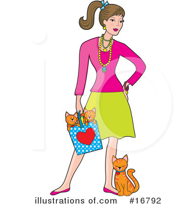 Purse Clipart #16792 by Maria Bell