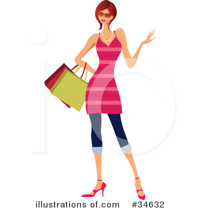Shopping Clipart #34632 by OnFocusMedia