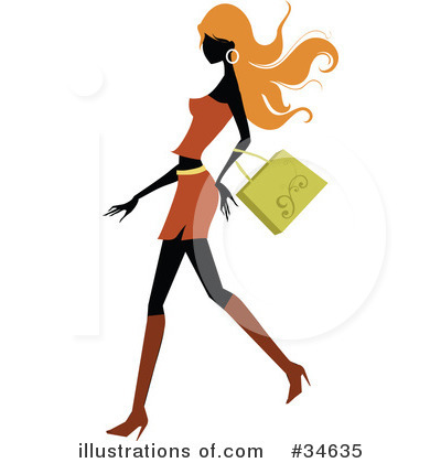 Shopping Clipart #34635 by OnFocusMedia