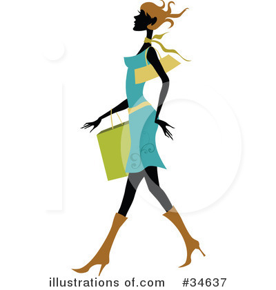 Shopping Clipart #34637 by OnFocusMedia