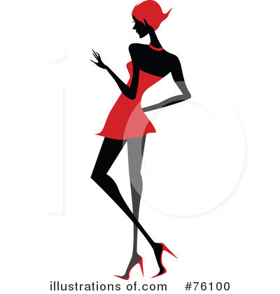 Royalty free rf fashion clipart illustration by onfocusmedia stock