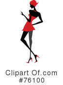 Fashion Clipart #76100