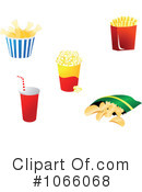 Fast Food Clipart #1066068