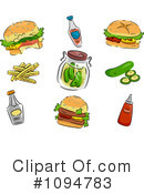 Fast Food Clipart #1094783