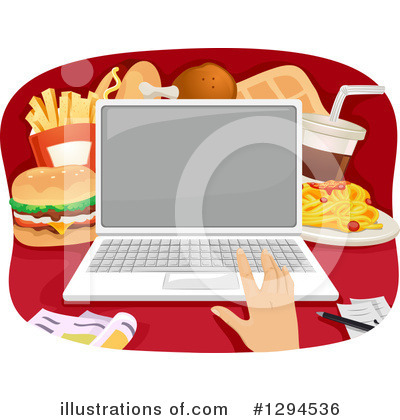 Fast Food Clipart #1294536 by BNP Design Studio