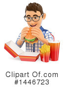 Fast Food Clipart #1446723 by Texelart