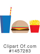 Royalty-Free (RF) Fast Food Clipart Illustration #1457283