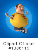 Fat Man Clipart #1386119 by Julos