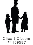 Father Clipart #1109587 by Prawny Vintage