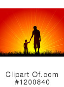 Father Clipart #1200840 by KJ Pargeter