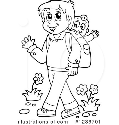 Father Clipart #1236701 by visekart