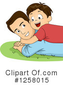 Father Clipart #1258015 by BNP Design Studio