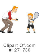 Father Clipart #1271730 by BNP Design Studio
