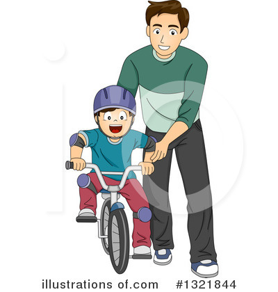 Bicycle Clipart #1321844 by BNP Design Studio