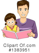 Father Clipart #1383951 by BNP Design Studio