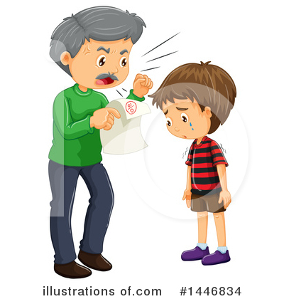 Family Clipart #1446834 by Graphics RF