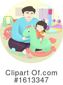 Father Clipart #1613347 by BNP Design Studio