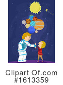 Father Clipart #1613359 by BNP Design Studio