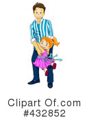 Father Clipart #432852