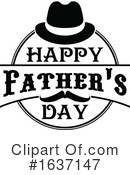 Fathers Day Clipart #1637147 by Vector Tradition SM