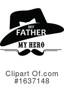 Fathers Day Clipart #1637148 by Vector Tradition SM